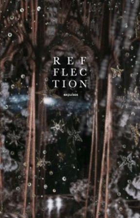 reflection | regulus black by expulsos