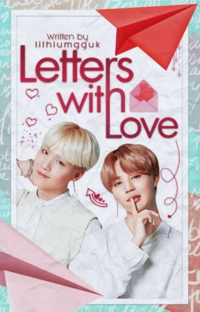 Letters With Love ✧ Yoonmin by lithiumgguk