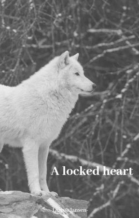 A locked heart {Weerwolf}  by -LarissaJansen-