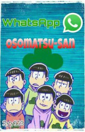 ♧ WhatsApp Osomatsu-san ♧ by syy123
