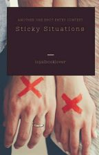 Sticky situations (#SpringBreakAdventuresContest by WPAfterDark)   COMPLETED by loyalbooklover