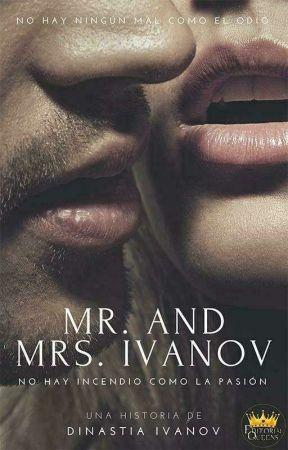 Mr. and Mrs. Ivanov ©. by Dinastia_Ivanov