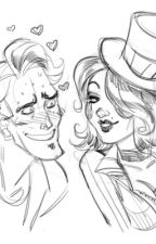 Timothy x Moxxi (Borderlands Pre-Sequel) by pacquiao27