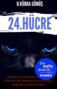 24. HÜCRE [F•] cover