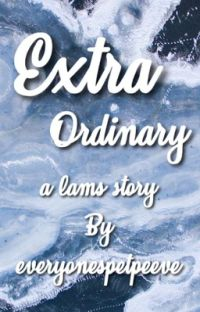 Extra Ordinary cover