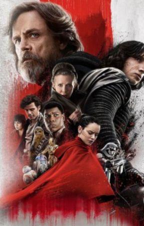 Star Wars The Last Jedi Re-Write by RosieGeee
