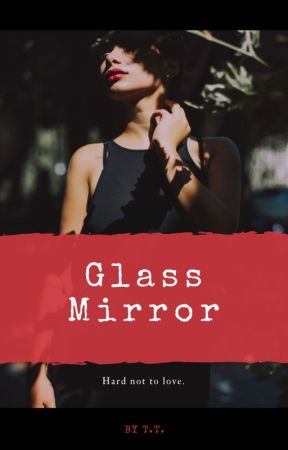 Glass Mirror by Skulls_and_blood