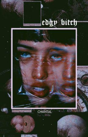 Edgy Bitch ➵ updates by cinnamoniall-