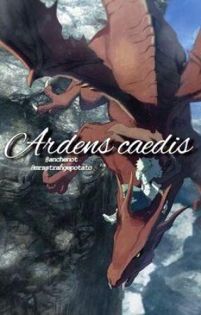 Ardens caedis // KIRIBAKU by mrsstrangepotato