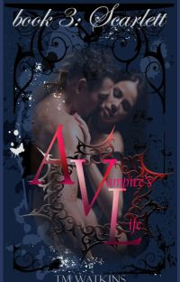 A Vampire's Life Book 3 cover