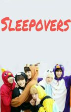 Sleepovers•Astro X Reader• 88+ Only Lmao by SweetSanha