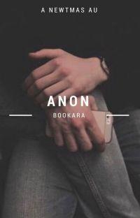anon // newtmas au cover