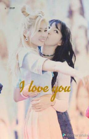 I LOVE YOU (Sanayeon) by BLINKSONCE