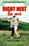 Right Next To Me [Emerald Frost 1] PUBLISHED cover