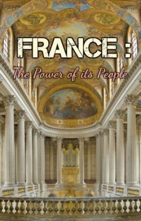 FRANCE: Power of its People by TheFunnyGirl_