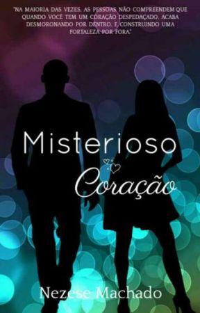 Misterioso Coração [EM BREVE] by Mayaramachadoo