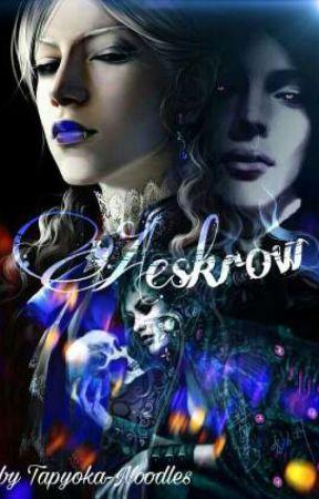 Aeskrow by Alexia-Tapyokaa