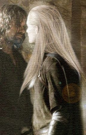Aragorn/Legolas - The soft touches of a lover by LordoftheRing_fan13