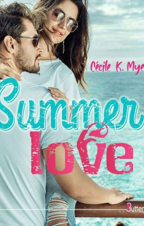 Sommer Love ( en contrat avec Butterfly Editions) by CKMyer