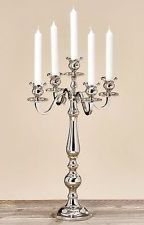 Der silberne Kerzenständer by ecrivainxx
