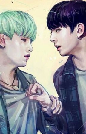 You Are My Enemy (A Yoonkook FF) by TaeCanUseMyVAnytime