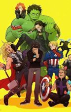 Marvel Imagines by TeenWoIfBabes