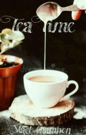 Tea Time  by Mael_chb