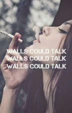 WALLS COULD TALK ○ CESAR DIAZ by MELANINGXLD