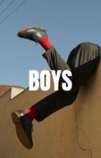 Boys ( b×b )   par jupiterrrrrrrrrrrrr