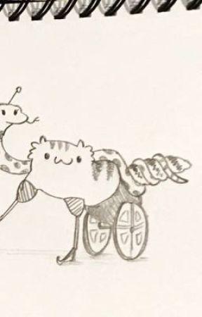 Georgie, The Jelly-Legged Cat: Bonus Scene! by BoyMcSalmon