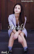 Deals || Stilinski by runawaystiles