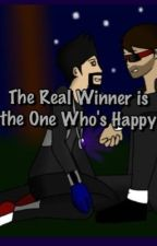 Sparkant: The Real Winner is the One Who's Happy by FanfictionRepublic