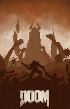 The Hellwalker Roams: A DOOM X Overwatch Story by After_Hours_Writer
