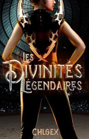 Les divinités légendaires by -Chloex-