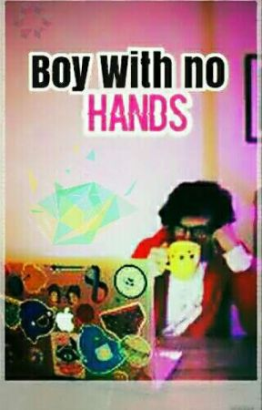 Boy With no Hands○Kickthepj  by Borbisnotthriving