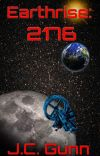 Earthrise: 2176 #1 Science Fiction cover