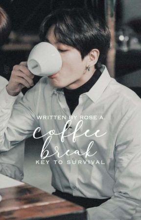 Coffee Break   JJK by soulfulminds