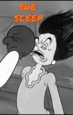 She sleep by fighter_grrl