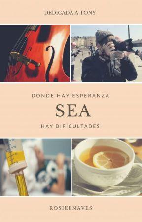 Sea《YM》 by RosieNaves
