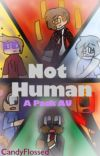 Not Human - A The Pack AU cover