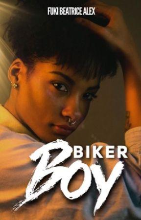 Biker Boy. by bea-ish