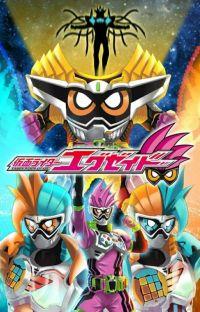 Senran kagura x Kamen Rider Ex-Aid: The New Doctors (Male Reader Insert) cover