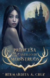 Princesa de un castillo de monstruos cover
