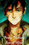 Percy Jackson son of Hera cover