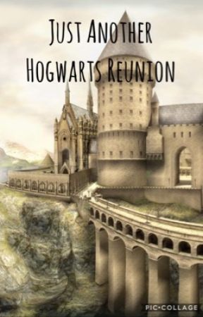 Just Another Hogwarts Reunion by SeaweedGirl24