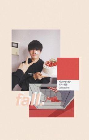 fall. // yang jeongin by EUNNBYUL