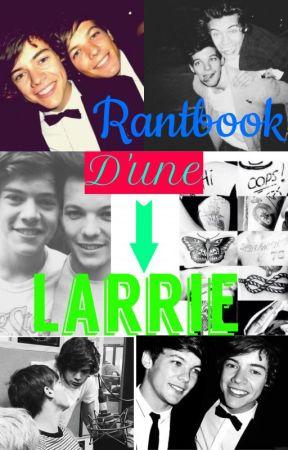 Rantbook d'une Larrie! LSIR 😍 by AngieRD17