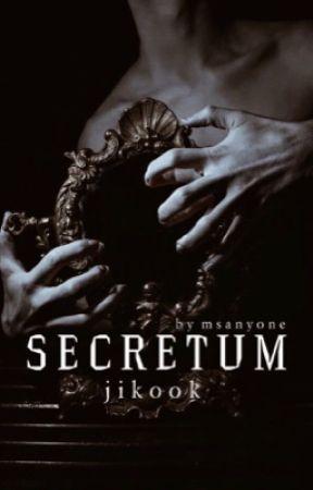 secretum|jikook by msanyone