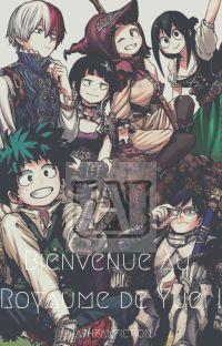 Bienvenue au Royaume de Yuei !  cover