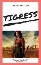 [1] Tigress    Wanda Maximoff    by Vanilla_Pudding